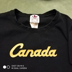 Roots Canada 2002 T-shirt WS